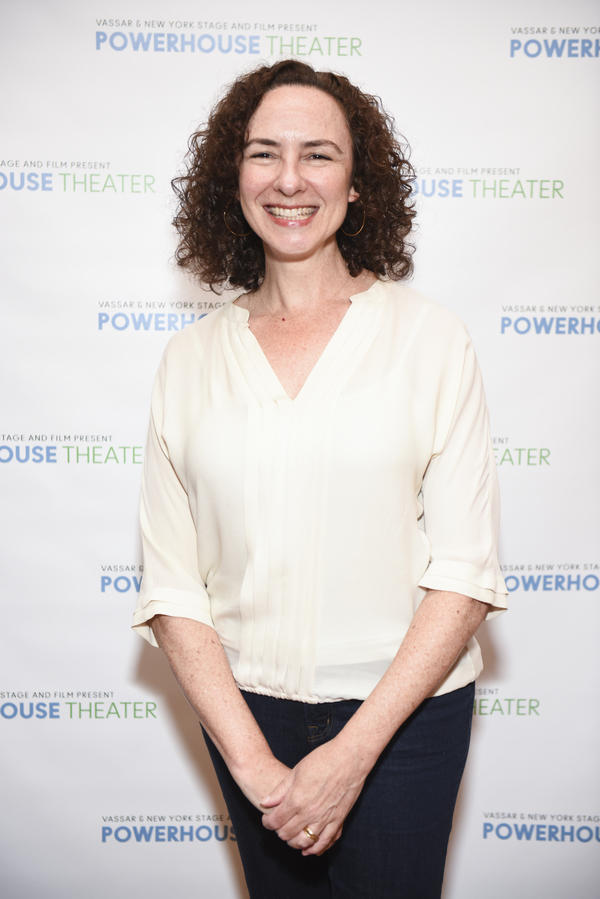 New York Stage and Film Artistic Director Johanna Pfaelzer