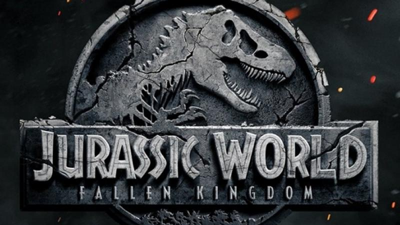 Jurassic World: Fallen Kingdom artwork/logo