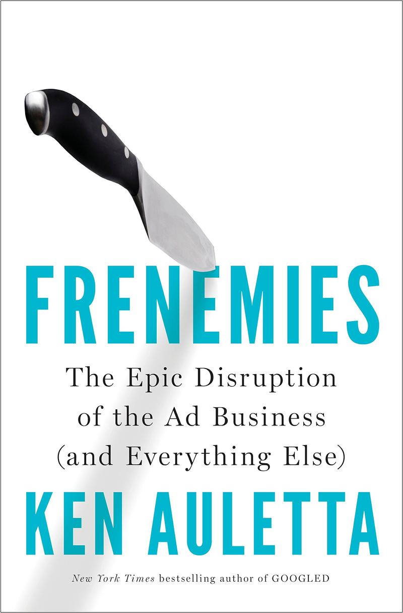 Book Cover - Frenemies
