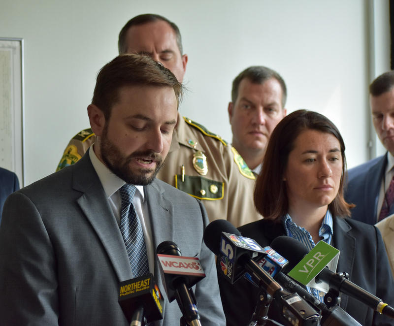 Bram Kranichfeld from the Vermont Attorney General's office outlines the events that led to Benjamin Gregware's death