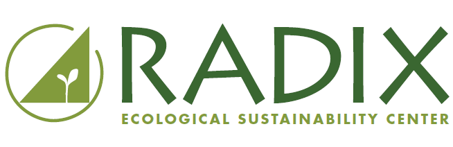 Radix Ecological Sustainability Center logo
