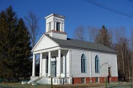 Old Methodist Church, New Austerlitz Town Hall