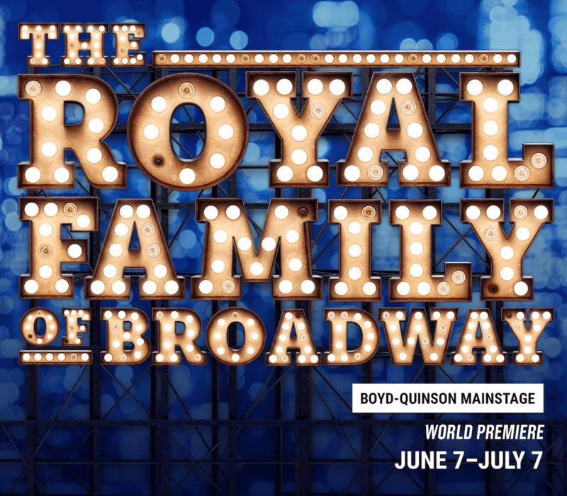 Artwork for The Royal Family of Broadway at Barrington Stage