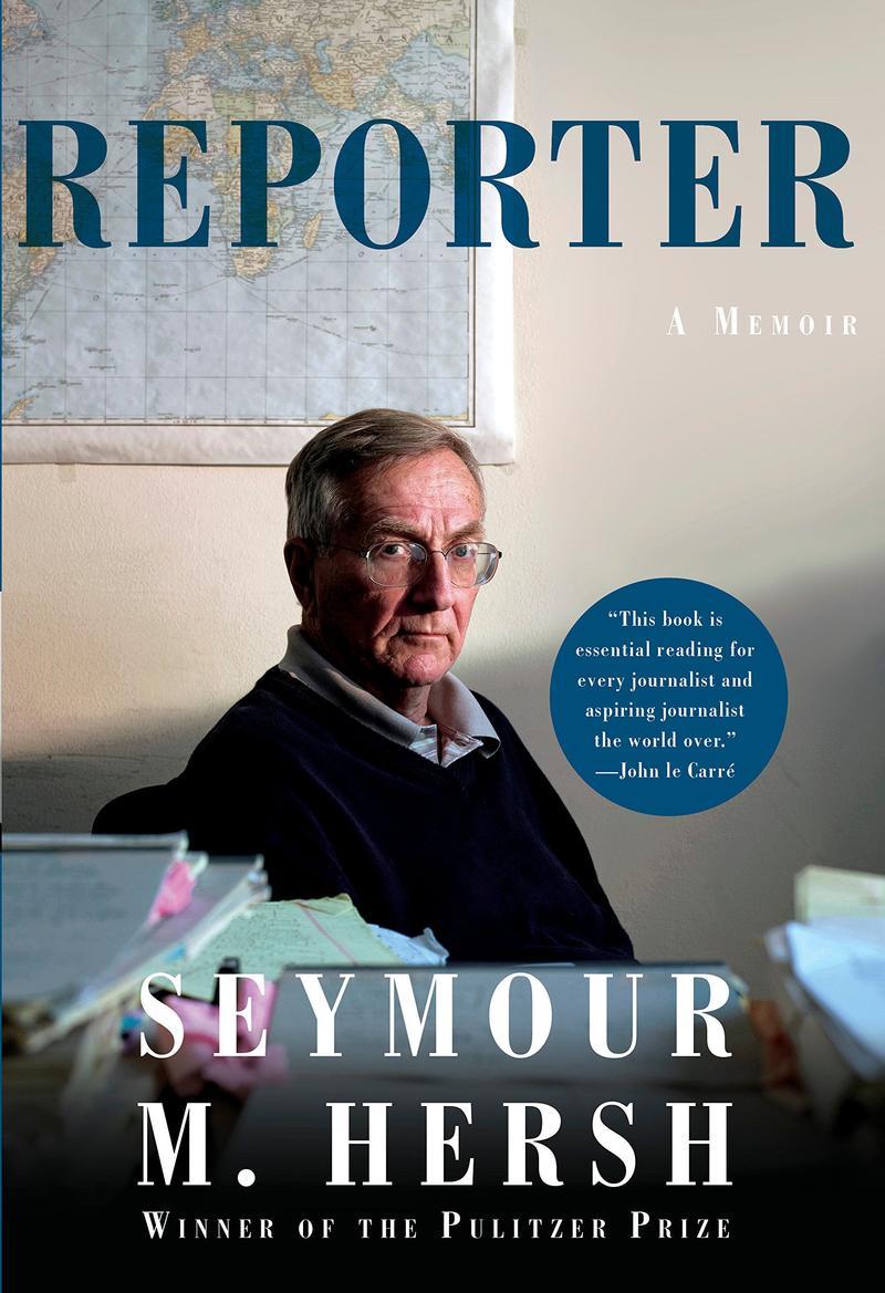 Book Cover - Reporter