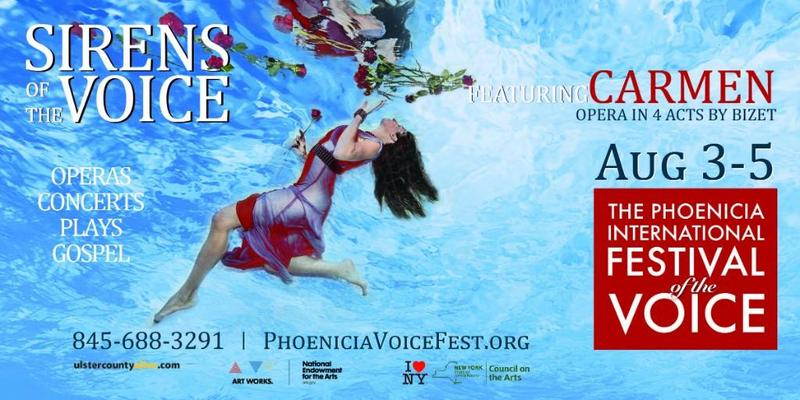 Artwork for Phoenicia International Festival of the Voice 2018