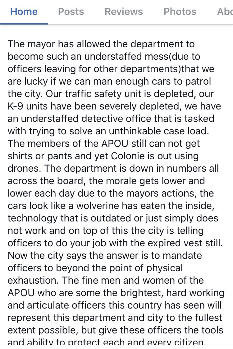 Screenshot via Facebook (2 of 2)