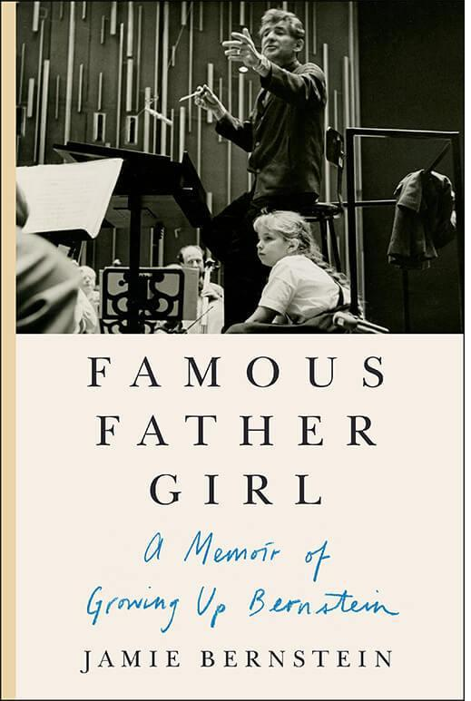 Book Cover - Famous Father Girl