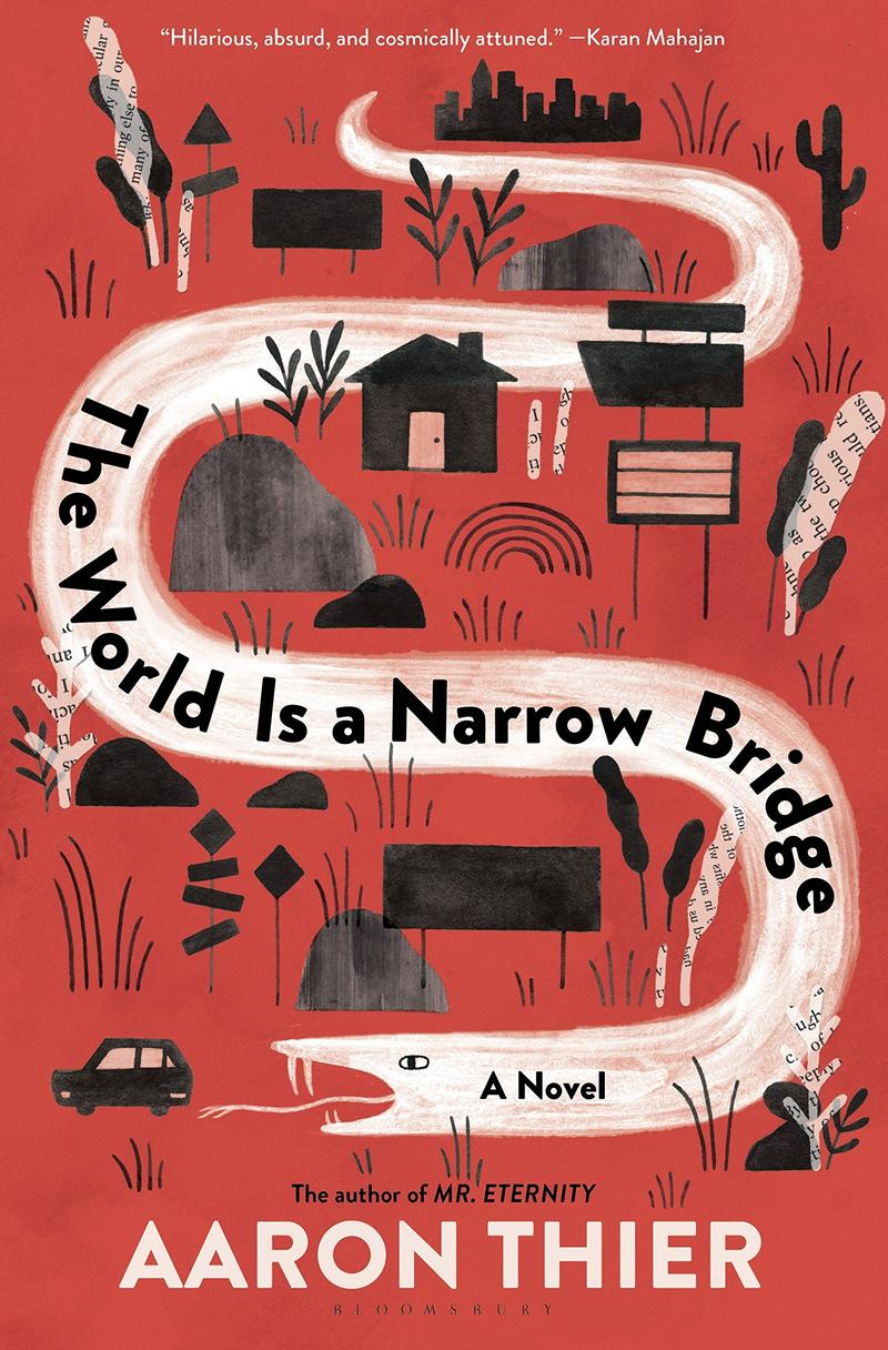 Book Cover - The World is a Narrow Bridge