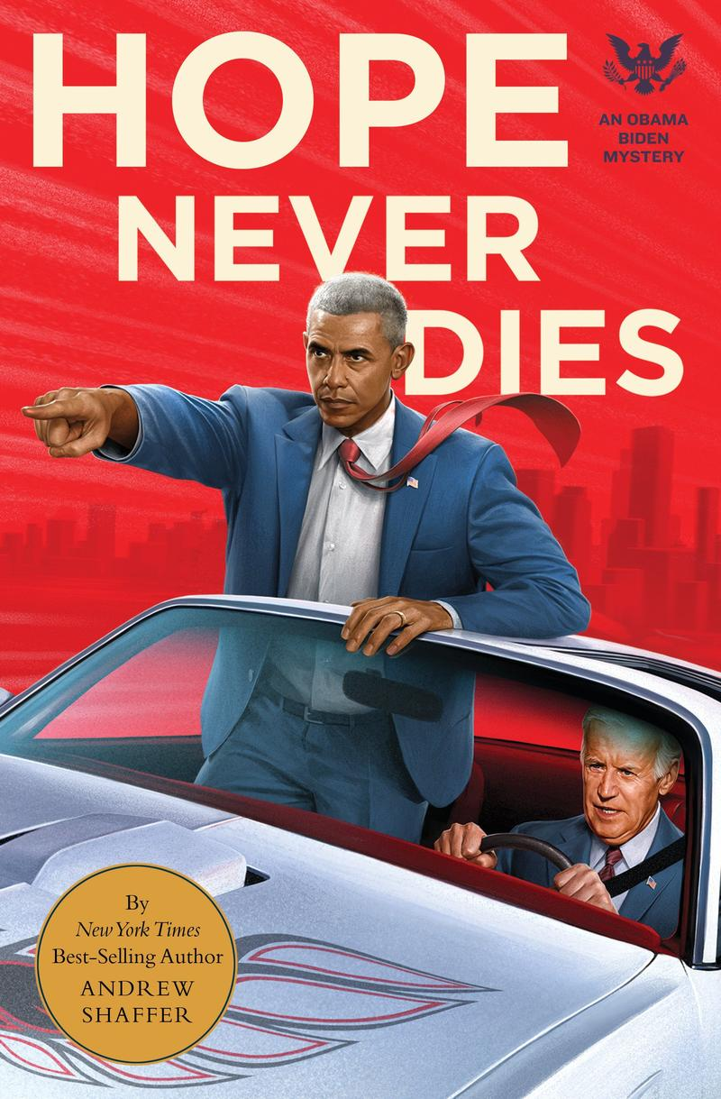 Book Cover - Hope Never Dies
