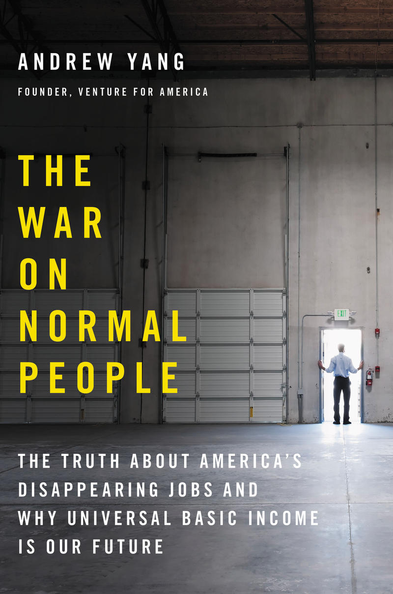 Book Cover - The War On Normal People