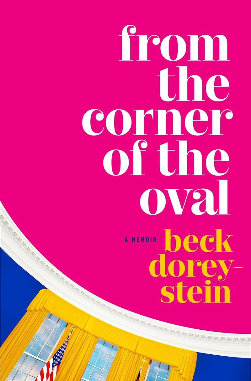 Book Cover - From the Corner of the Oval