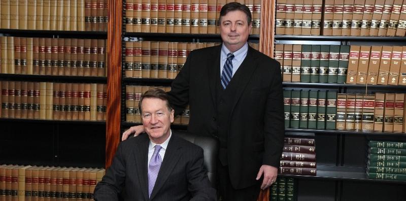 Former Berkshire DA David Capeless and his successor, DA Paul Caccaviello.