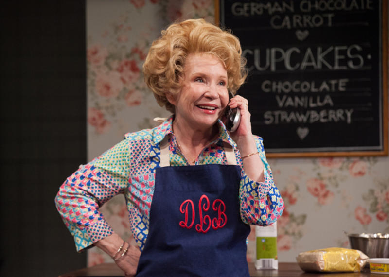 Debra Jo Rupp in Bekah Brunstetter's The Cake at Barrington Stage Company.
