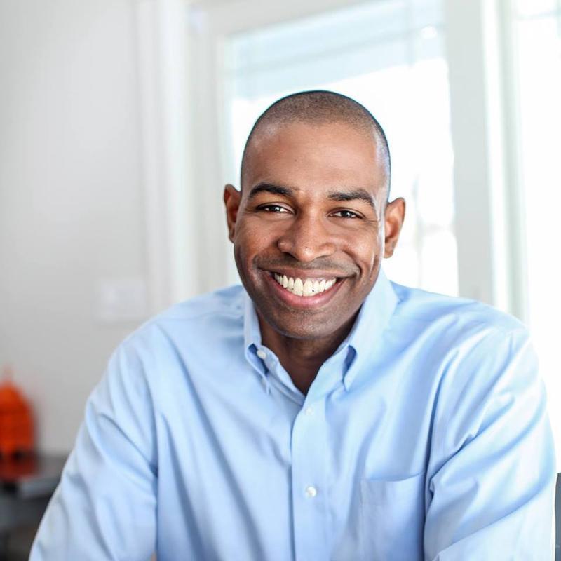 Democratic candidate in NY's 19th Congressional District Antonio Delgado