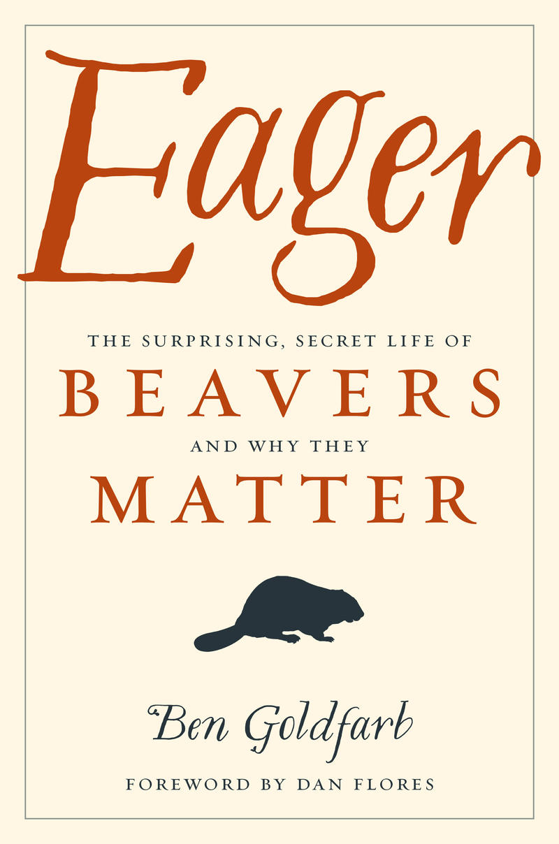 Book cover - Eager