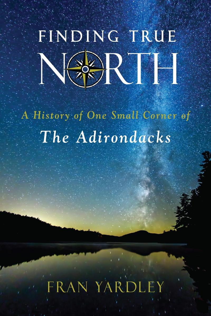 Book Cover - Finding True North