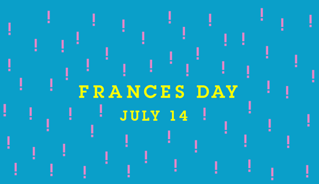 Artwork for Frances Day 2018