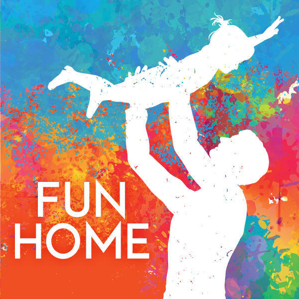 Artwork for Fun Home at Weston Playhouse