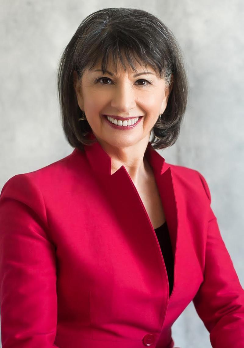 Gloria Feldt, president of Take The Lead