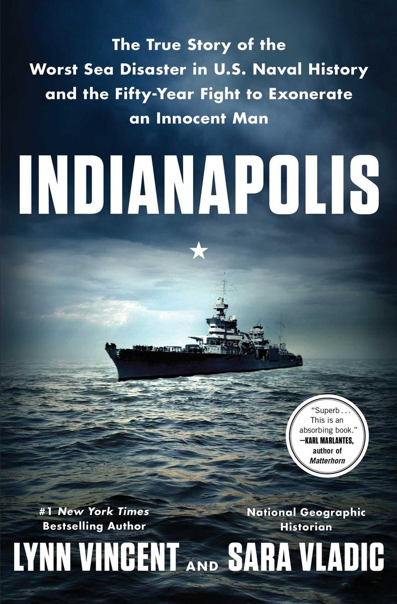 Book Cover - Indianapolis
