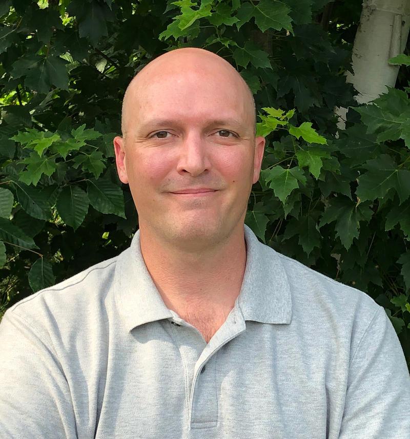 Vermont Democratic Party Executive Director Josh Massey