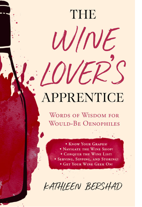 Book Cover - The Wine Lover's Apprentice