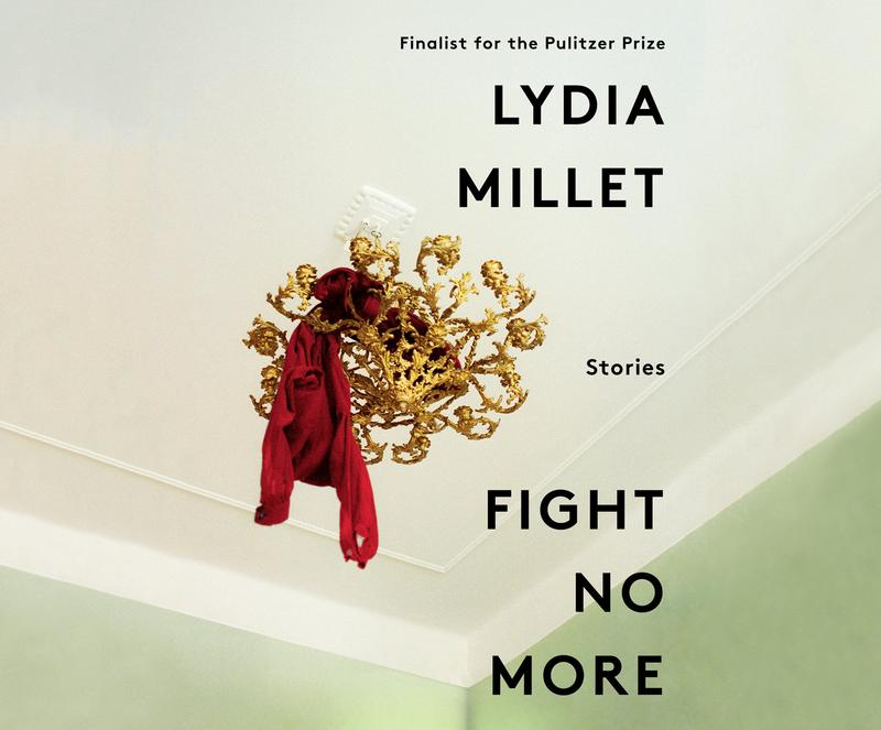 Book Cover - Fight No More: Stories