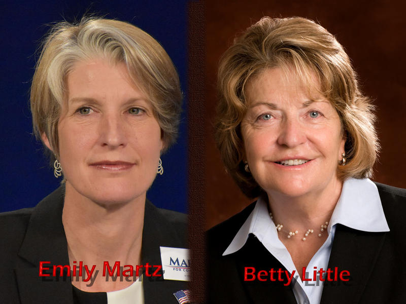 Emily Martz/Betty Little