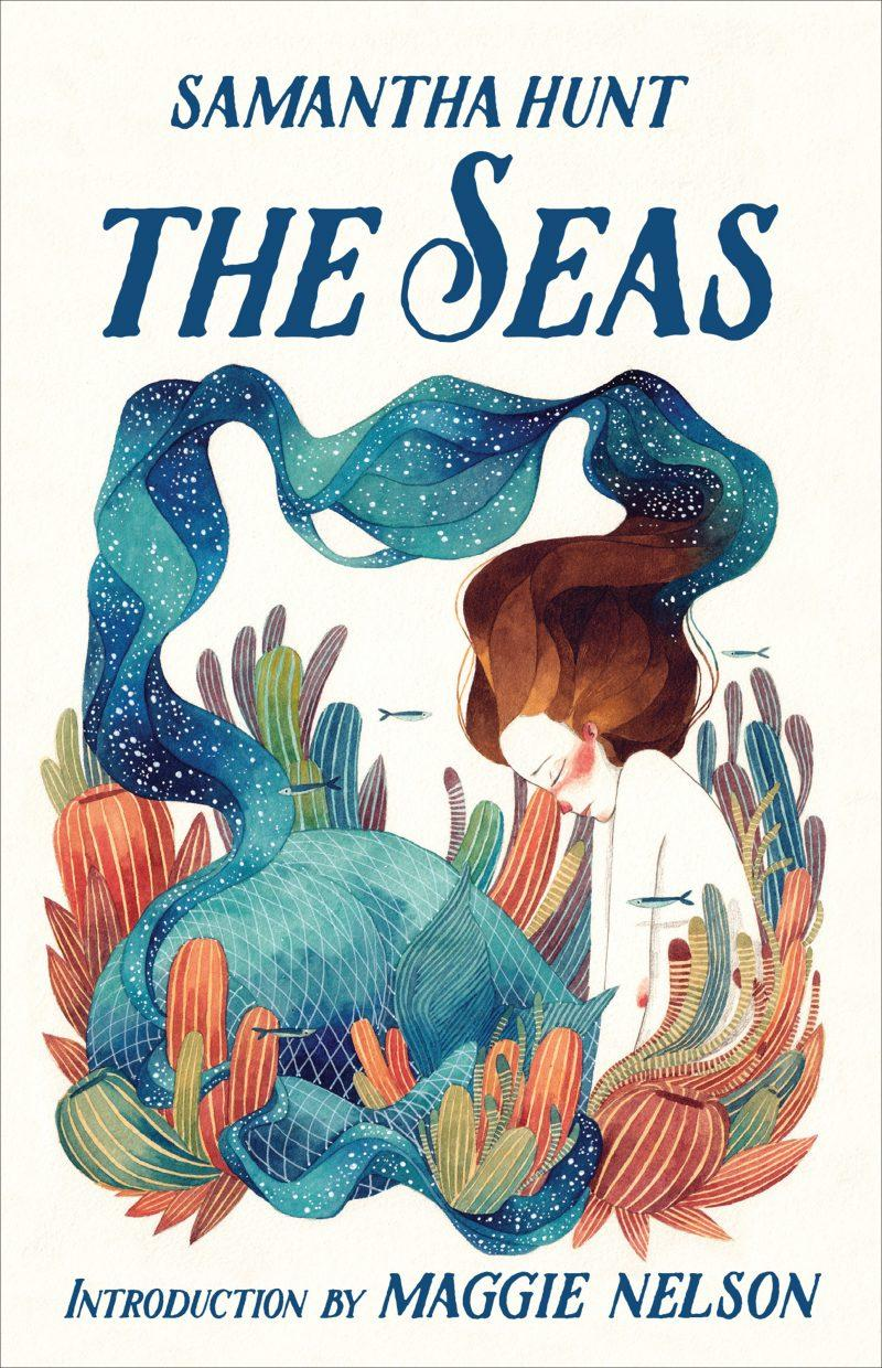 Book Cover - The Seas