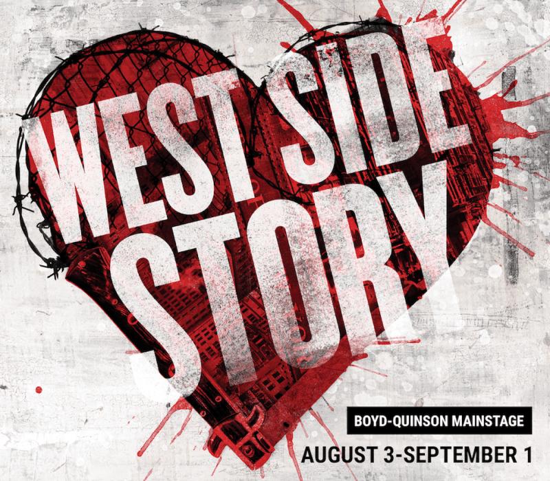 Artwork for West Side Story at Barrington Stage