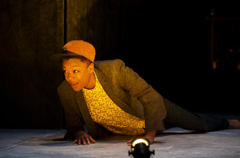 Samira Wiley (Pretty Mbane) - DANGEROUS HOUSE  By Jen Silverman  Directed by Saheem Ali  Williamstown Theatre Festival  August 8 - 19
