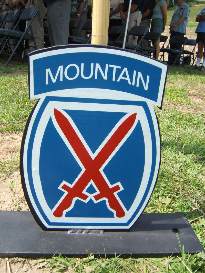 Fort Drum is home to the Army's Tenth Mountain Division