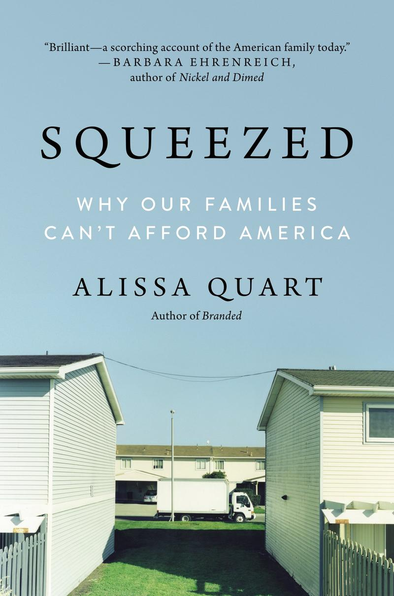 Book Cover - Squeezed