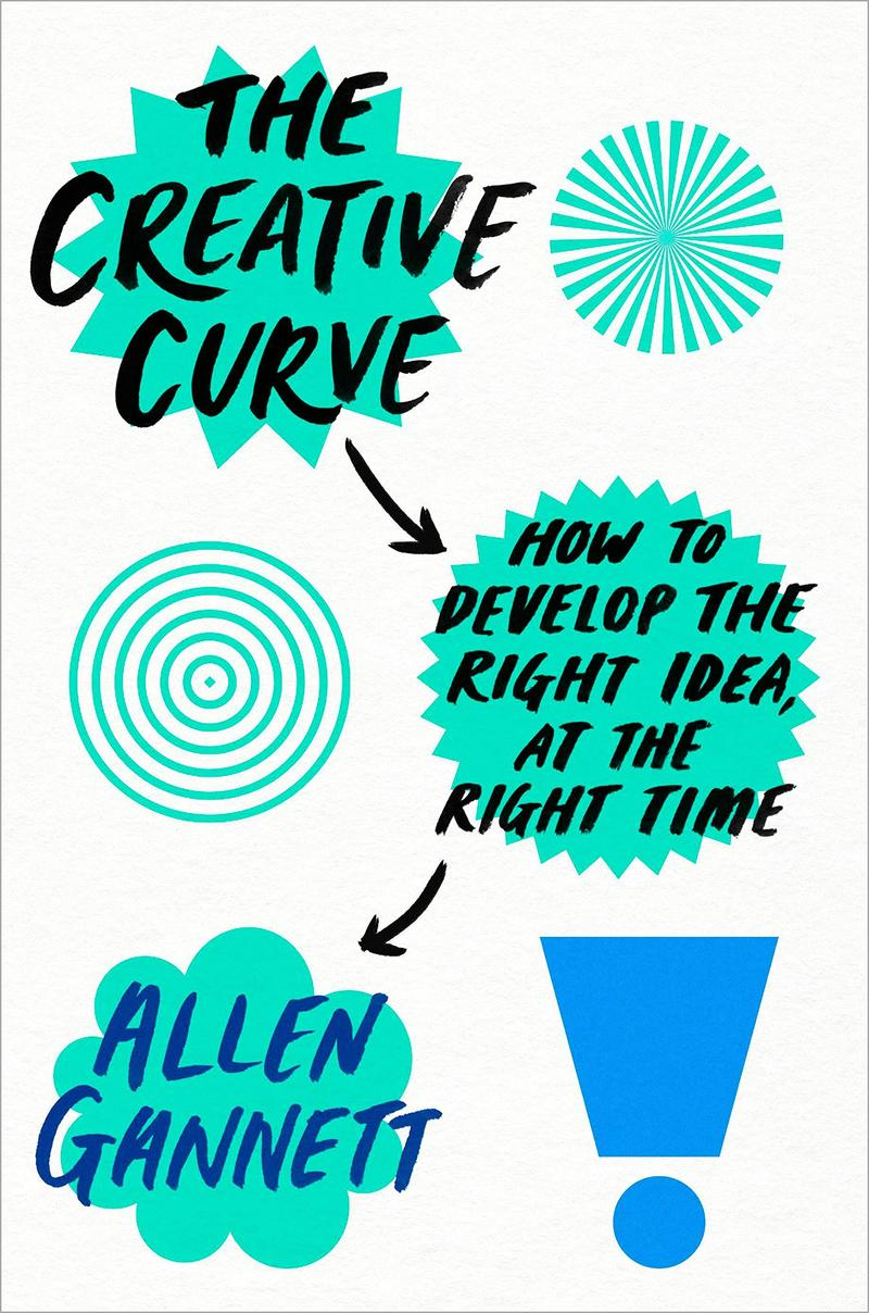 Book Cover - The Creative Curve