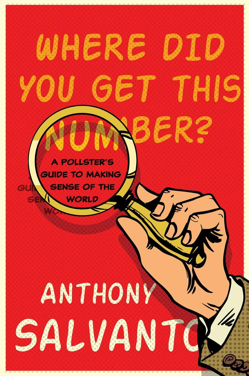 Book Cover - Where Did you Get This Number?