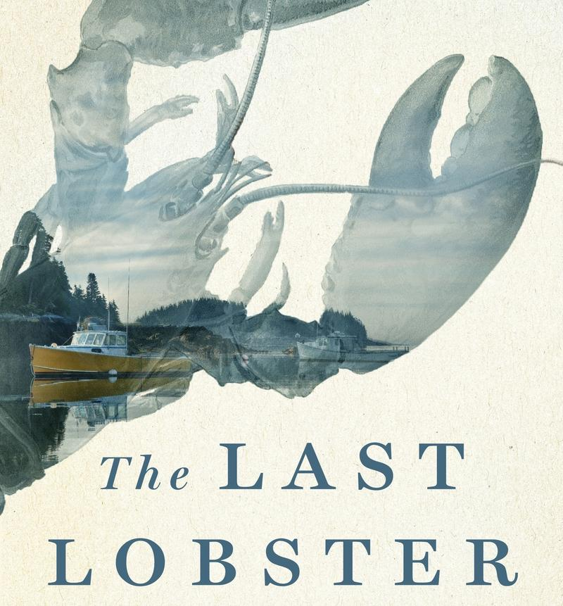 Book Cover - The Last Lobster