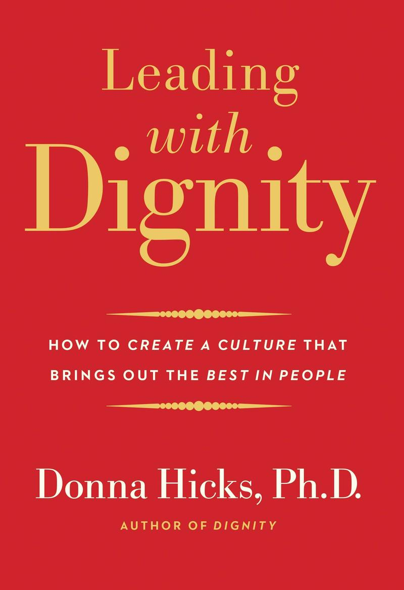 Book Cover - Leading with Dignity