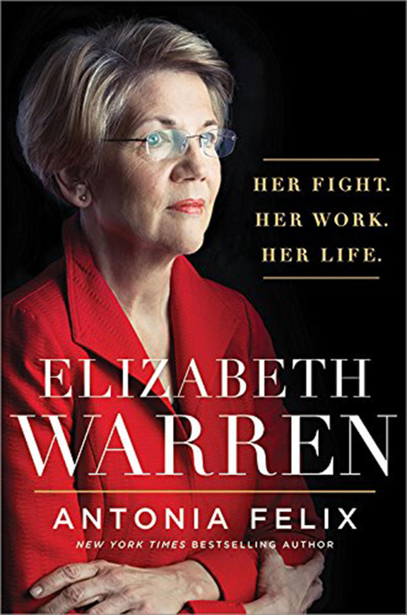 Book Cover Elizabeth Warren: Her Fight. Her Work. Her Life.