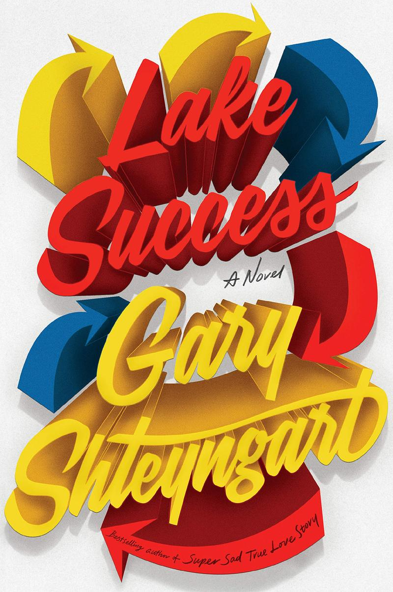 Book Cover - Lake Success