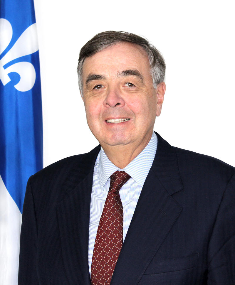 Quebec Delegate General in New York Jean-Claude Lauzon