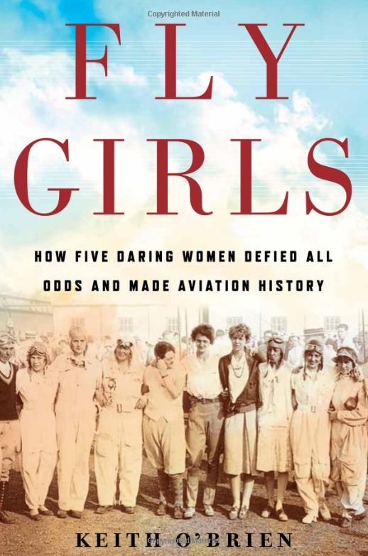 Book Cover - Fly Girls