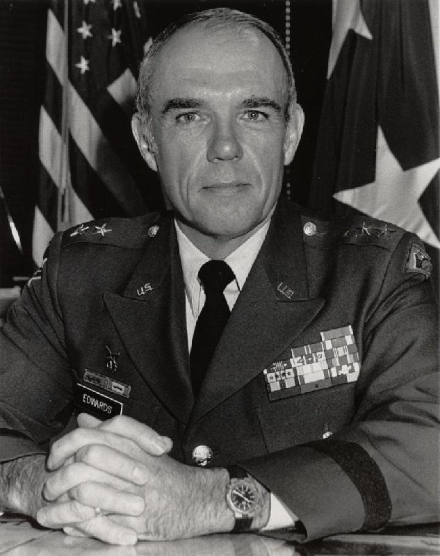 Major General Donald Edwards