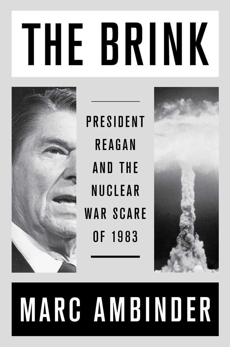 Book Cover - The Brink