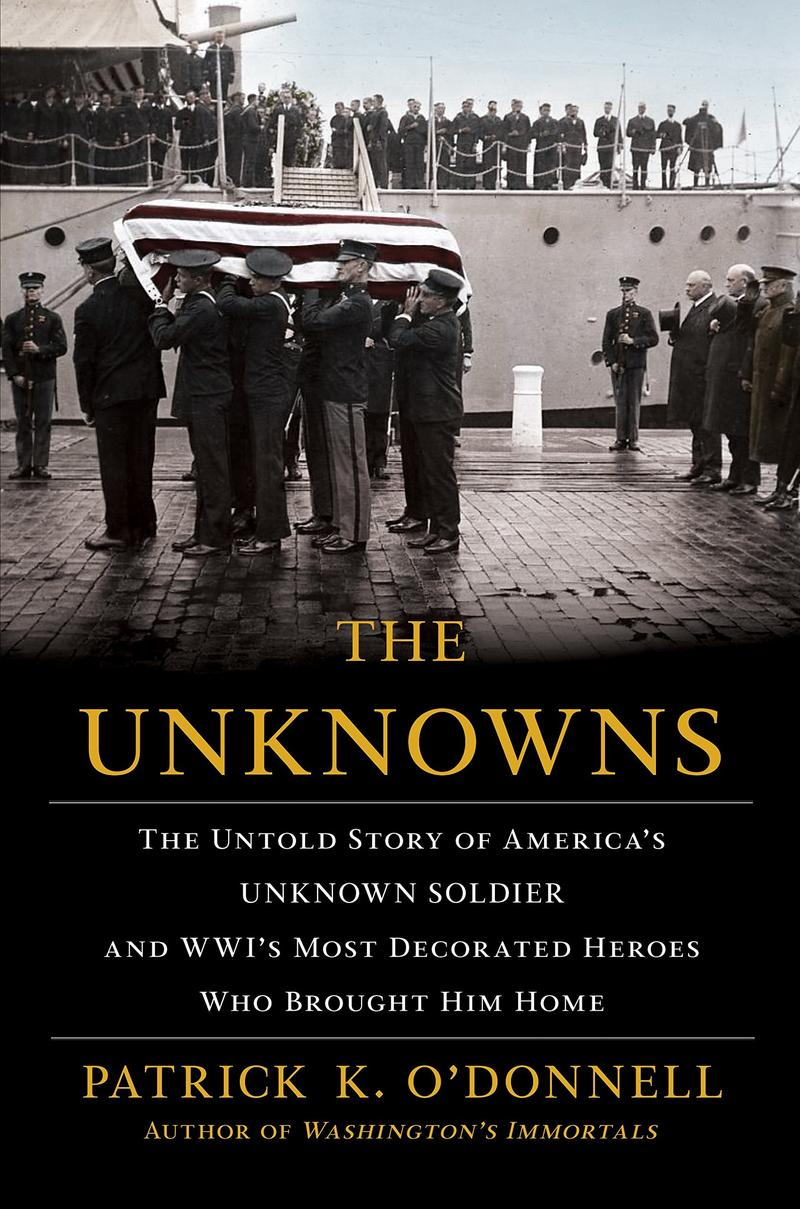 Book Cover - The Unknowns