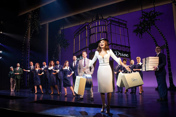 Pretty Woman: The Musical, Pictured: Samantha Barks, Andy Karl and company