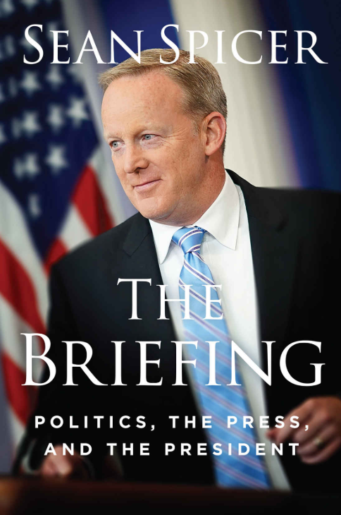 Book Cover - The Briefing
