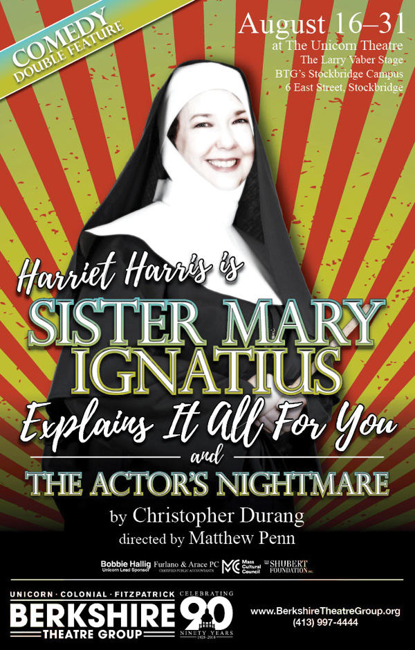 Artwork for Sister Mary Ignatius Explains It All For You and The Actor's Nightmare