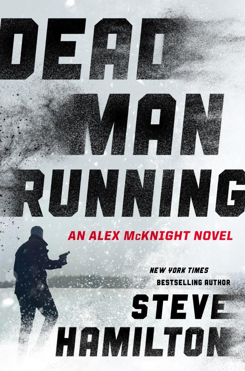 Book Cover - Dead Man Running
