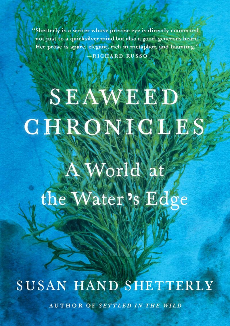 Book cover - Seaweed Chronicles