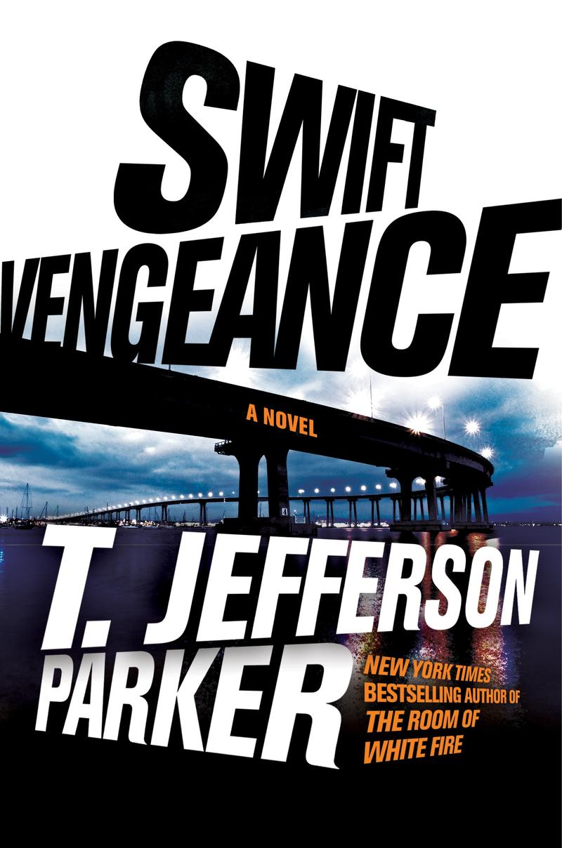 Book Cover - Swift Vengeance